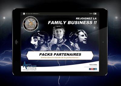 Brochure partenaires CABS