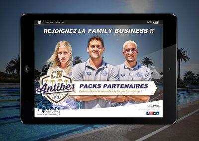 Brochure CN Antibes
