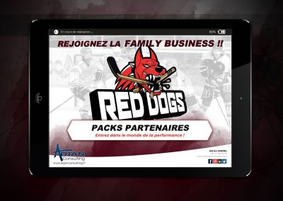 Packs partenaires Red Dogs