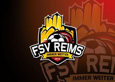 Création logo FSV Reims