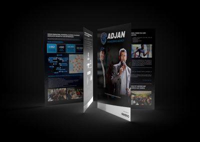 Plaquette Adjan Sponsoring Agency