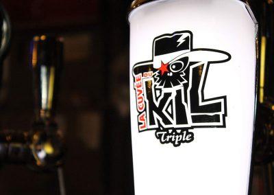 Il y a 10 ans… le logo du Kilberry